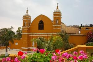 Kirche in Baranco