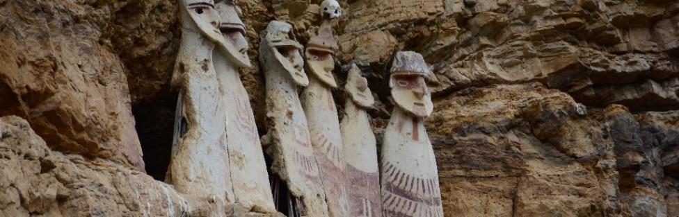 15.11.2013: Chachapoyas – Karjia – Pueblo de los Muertos
