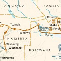 Rundreise Namibia 2015